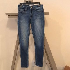 Skinny jeans size 27